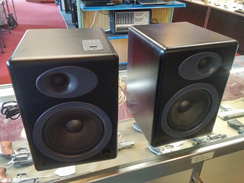 AUDIOENGINE Monitor/Speakers A5