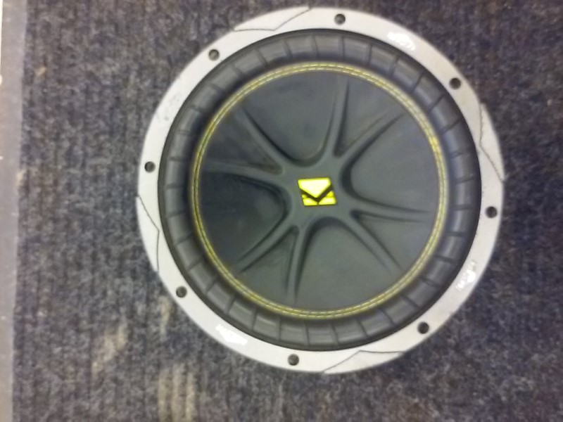 KICKER Car Speakers/Speaker System COMP 10