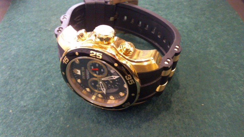 INVICTA Gent's Wristwatch 6981