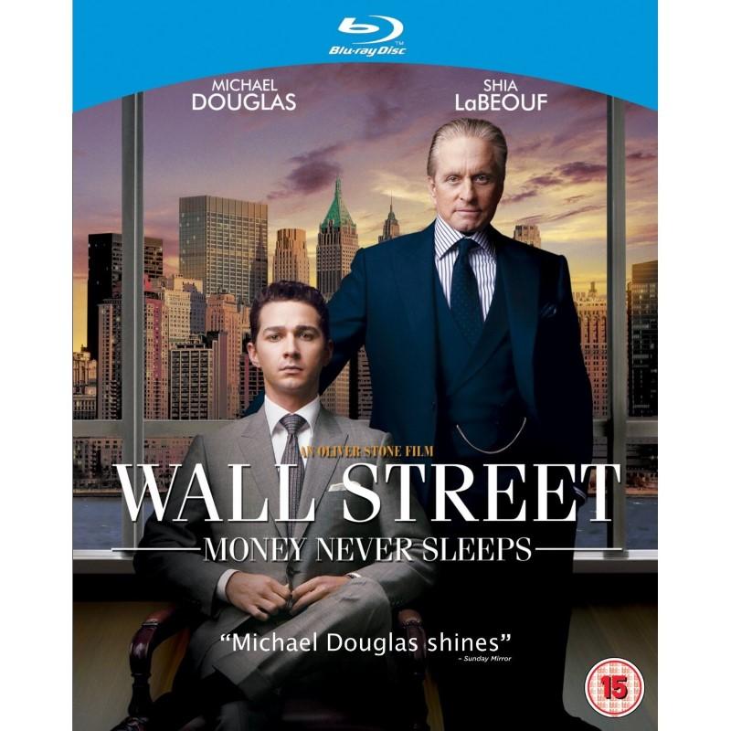 Blu-Ray WALL STREET