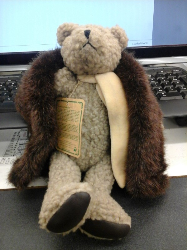 BOYDS COLLECTIONS FRIENDSHIP BEAR