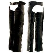 LEATHER CHAPS