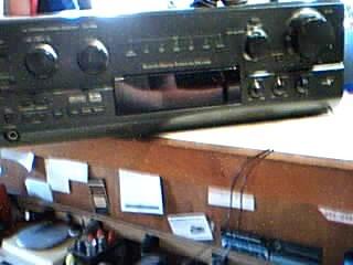 TECHNICS Receiver SA-G90