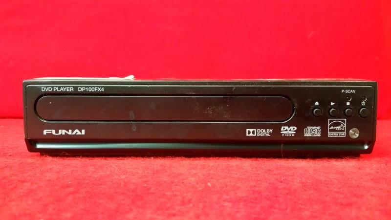 Funai DVD Player - No Remote