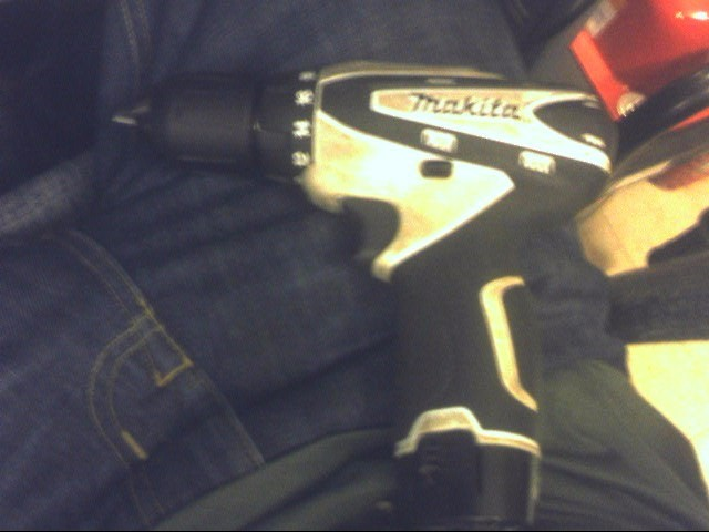 MAKITA Cordless Drill 6011DWE-2 CORDLESS 12V