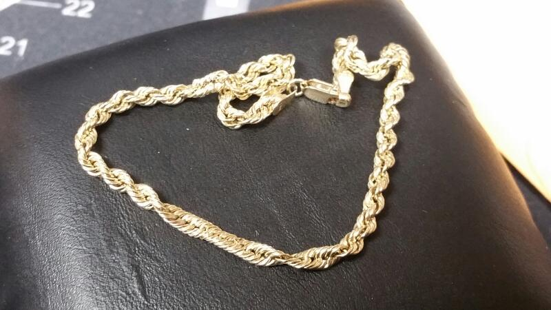 Gold-Misc. 10K Yellow Gold 1.1dwt
