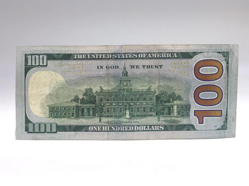 2009 A $100 STAR NOTE - New York LB Serial No.- NICE BILL