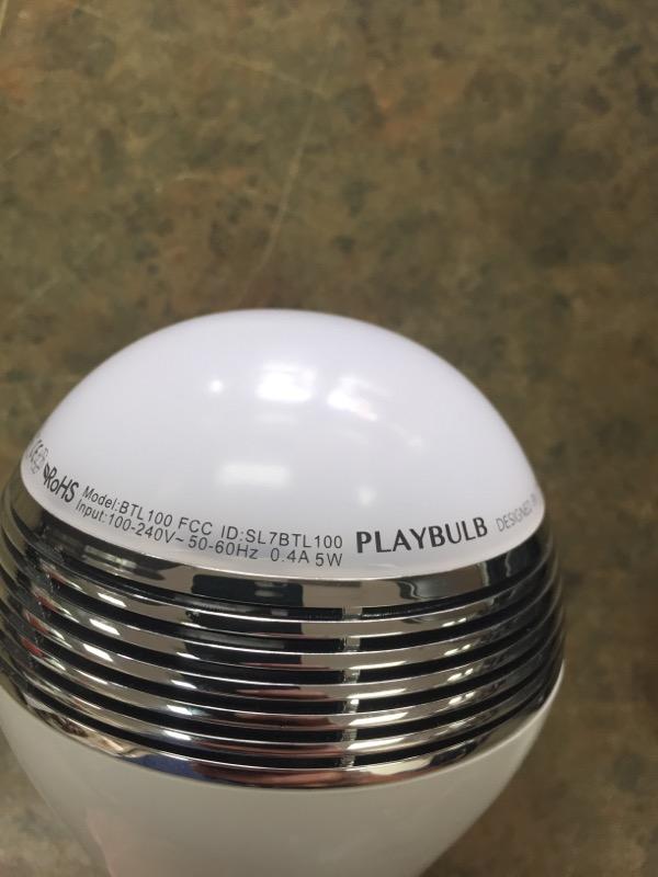 PLAYBULB Speakers BTL100