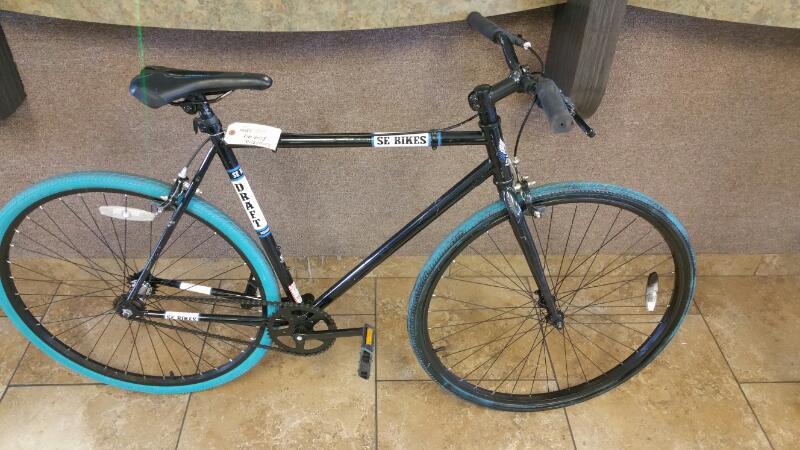 SE BIKES Road Bicycle DRAFT