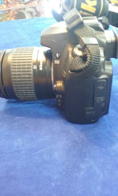 NIKON Digital Camera D5000