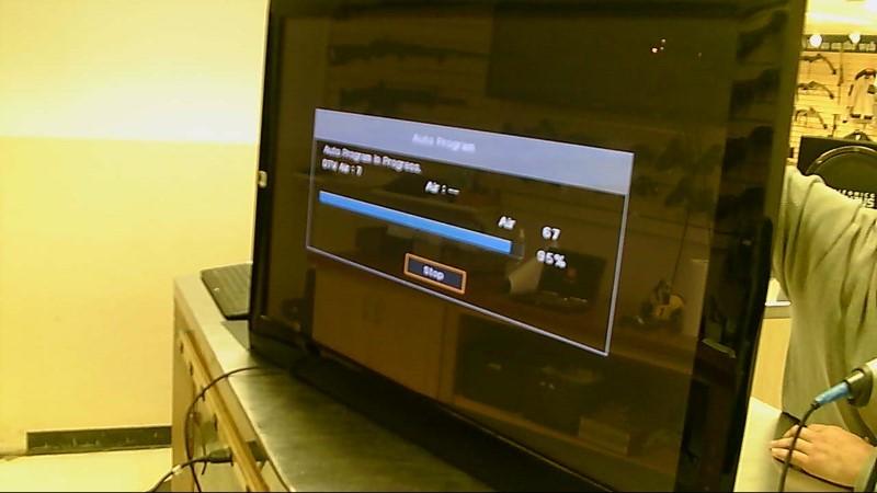 """EMERSON TV 42"""" PLP42W-10A (NO REMOTE OR STAND)"""