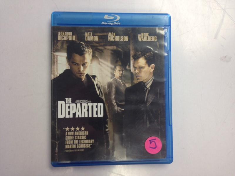 The Departed (Blu-ray Disc, 2007)
