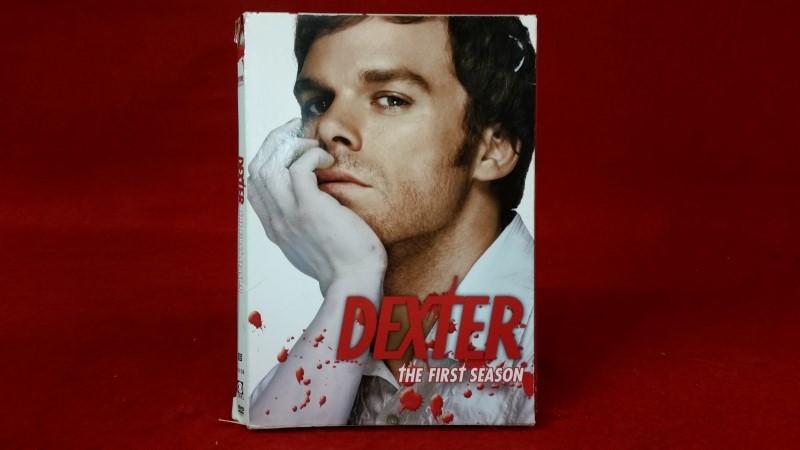 Dexter -The Complete First Season (DVD, 2007, 4-Disc Set)