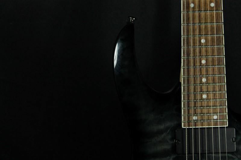 Ibanez RGA7QM 7 String Electric Guitar