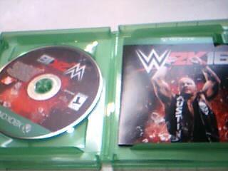 MICROSOFT Microsoft XBOX Game WWE 2K16 - XBOX ONE