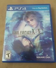 SONY PS4 FINAL FANTASY X X2