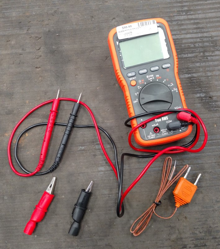 KLEIN TOOLS MULTIMETER MM2300 M