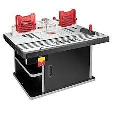 CRAFTSMAN 320.37610 Premium Die-Cast Aluminum Router Table Work Space