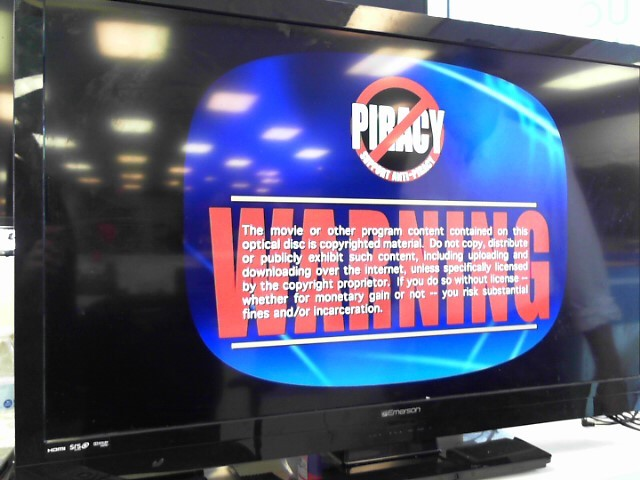 EMERSON Flat Panel Television RLC391EM3