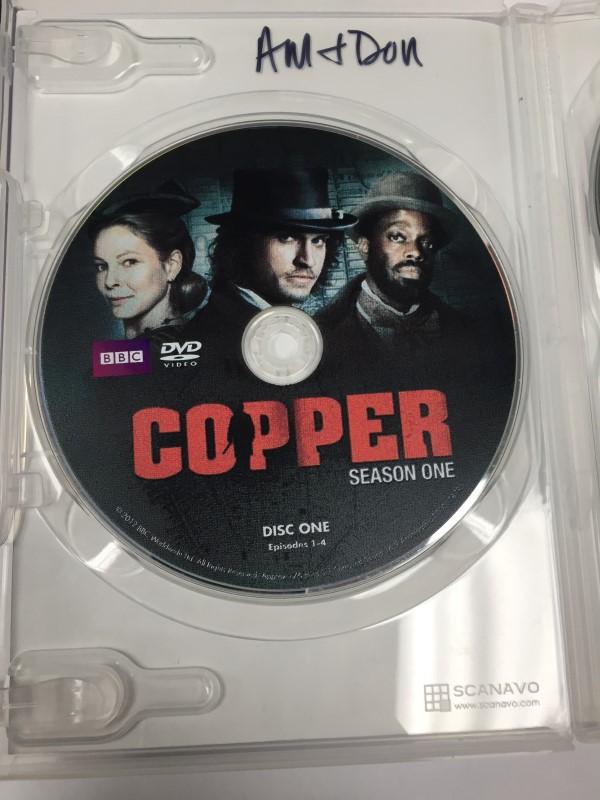 COPPER SEASON ONE