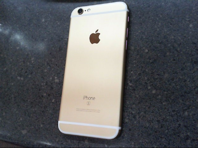 Apple iPhone 6S 64GB Gold Verizon Smartphone - Model A1688 - MKT12LL/A