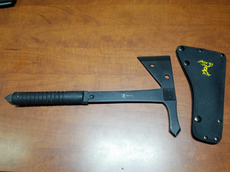ELK RIDGE Hunting Gear RESCUE AXE