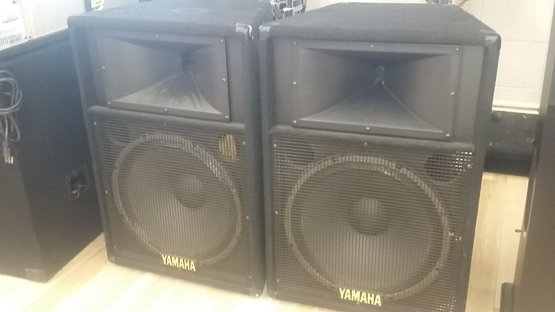 YAMAHA SPEAKER S115IV CLUB SERIES
