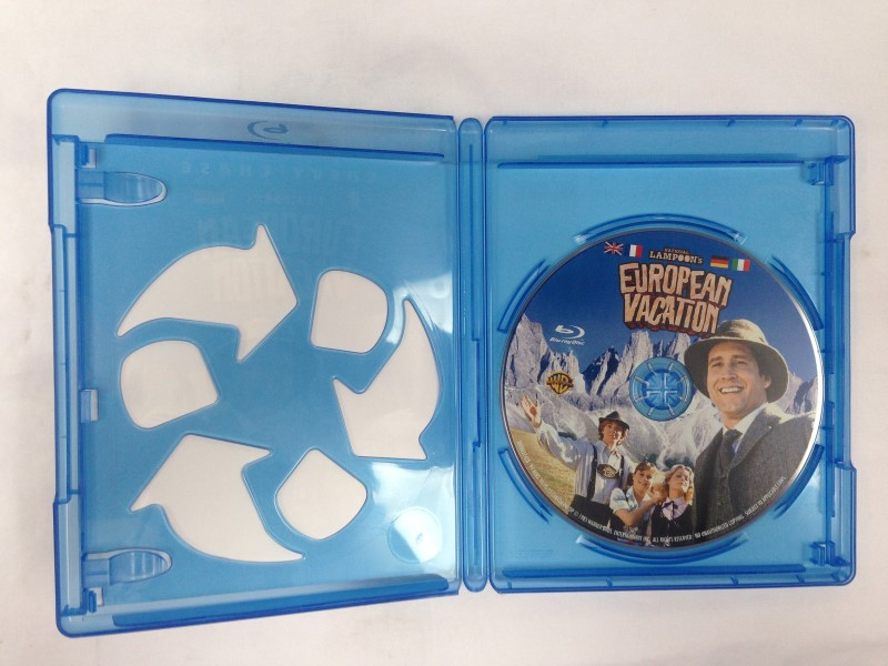 Blu-Ray NATIONAL LAMPOON'S EUROPEAN VACATION