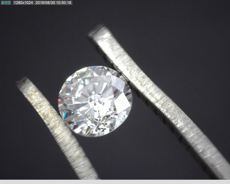 LOOSE DIAMOND 1DIAS APX.38CTW 0.08G