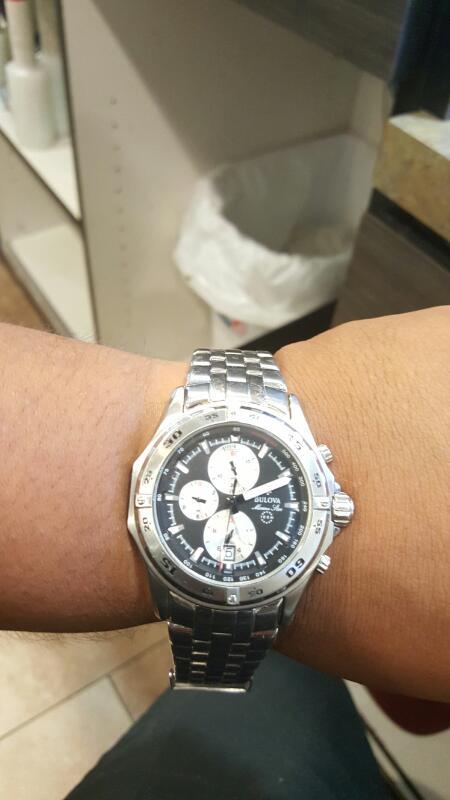 BULOVA Gent's Wristwatch C899197