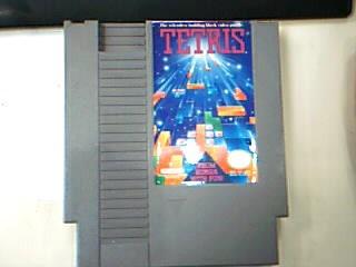 NINTENDO Nintendo NES Game TETRIS