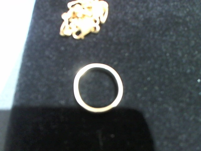 Gent's Gold Ring 18K Yellow Gold 6.7g