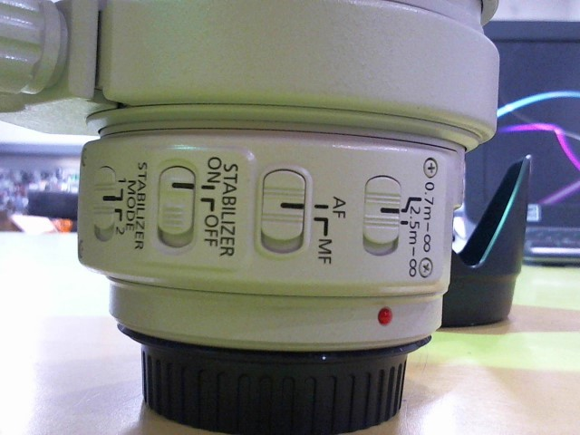 CANON Lens/Filter EF 28-300MM L IS USM 3,5-5,6