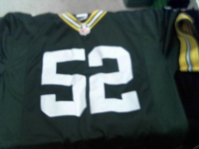 REEBOK Sports Memorabilia NFL JERSEY