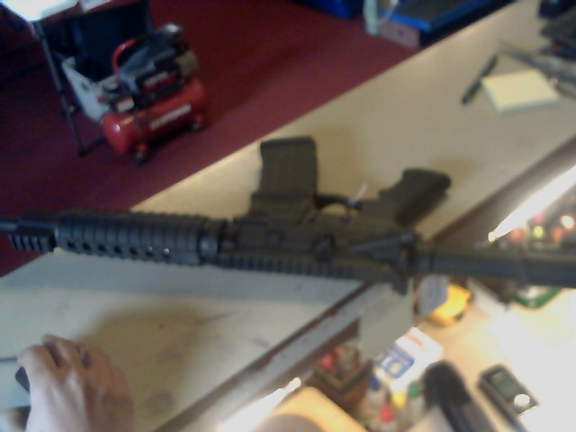 AMERICAN TACTICAL Rifle OMNI HYBRID MAXX RIFLE