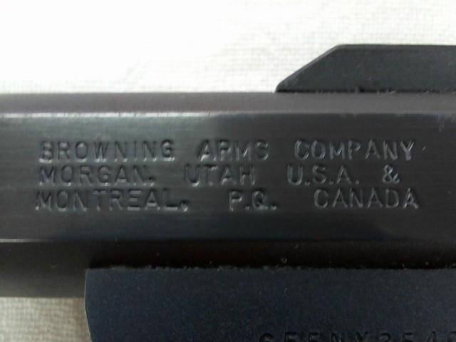 BROWNING Pistol BUCKMARK