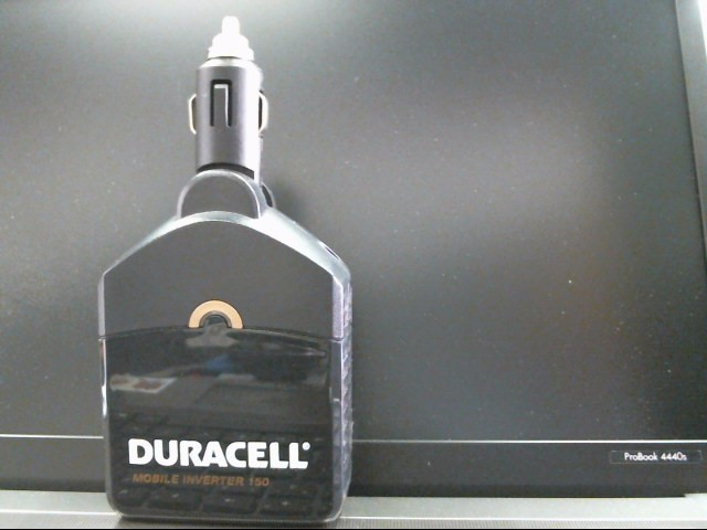 DURACELL Battery/Charger DRINVM150
