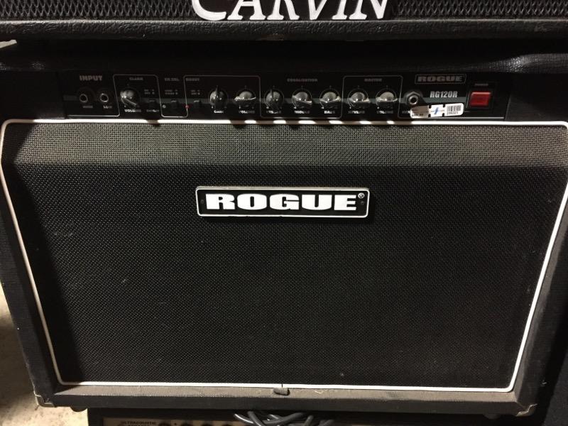 ROGUE GUITAR AMP RG120R #SCO5AO6826