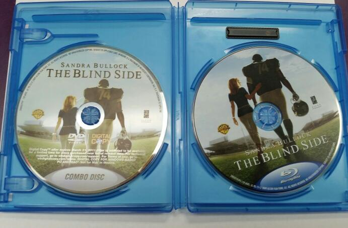 BLU-RAY MOVIE THE BLIND SIDE, 2 DISC SET