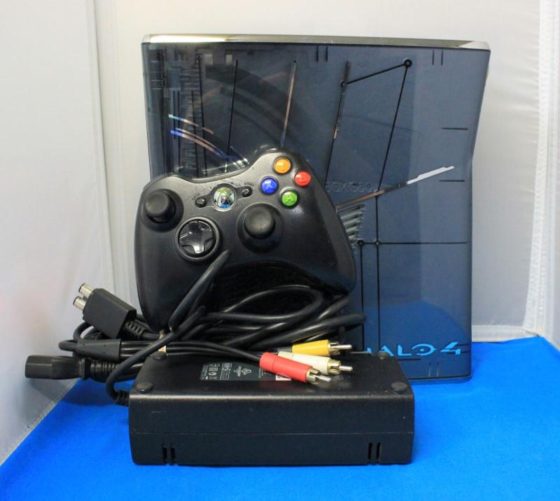 MICROSOFT XBox 360 250GB - 1439 - CONSOLE HALO 4 EDITION