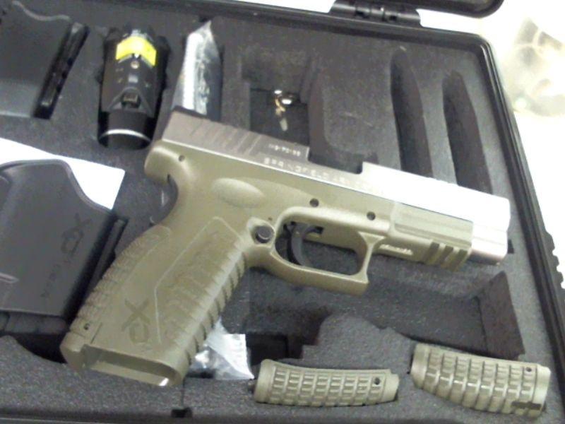SPRINGFIELD ARMORY Pistol XDM-40 4.5 (XDM9202HCE)