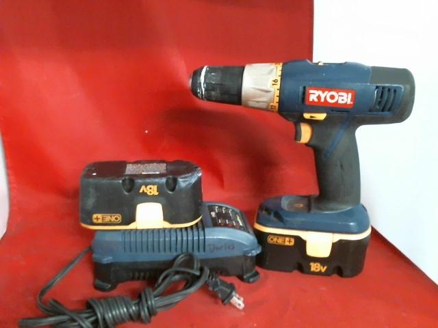 RYOBI Cordless Drill P204 18VOLT