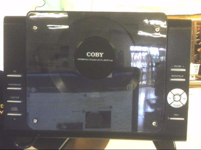 COBY Portable CD Player CXCD380