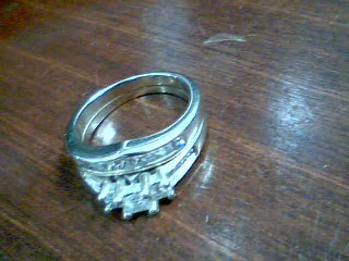 Lady's Diamond Wedding Band 12 Diamonds 1.54 Carat T.W. 14K White Gold 6g