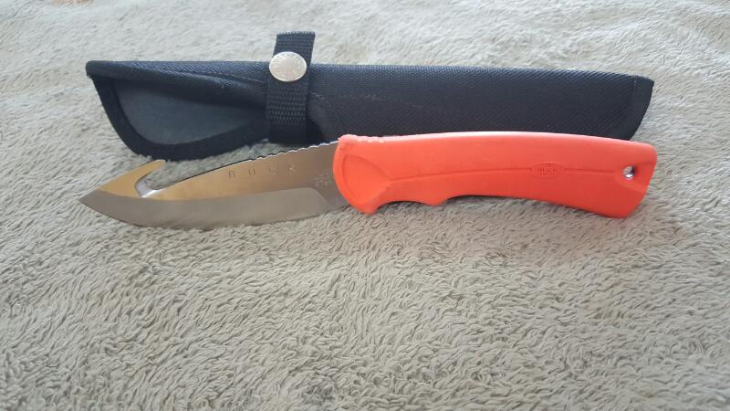 BUCK KNIVES Hunting Knife 679