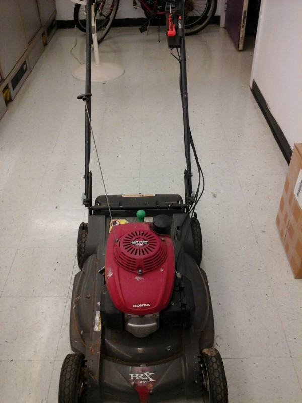 HONDA Lawn Mower HRX217