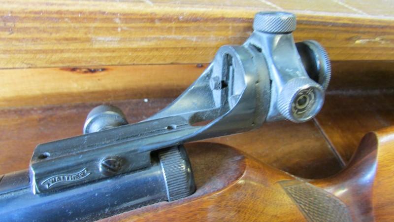 WALTHER ARMS Air Gun/Pellet Gun/BB Gun MODEL 55