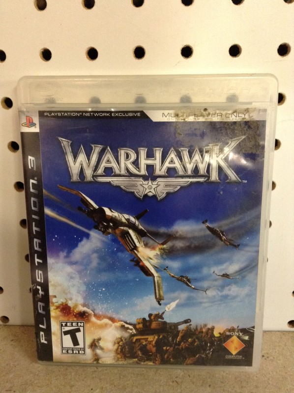 SONY Sony PlayStation 3 Game WARHAWK