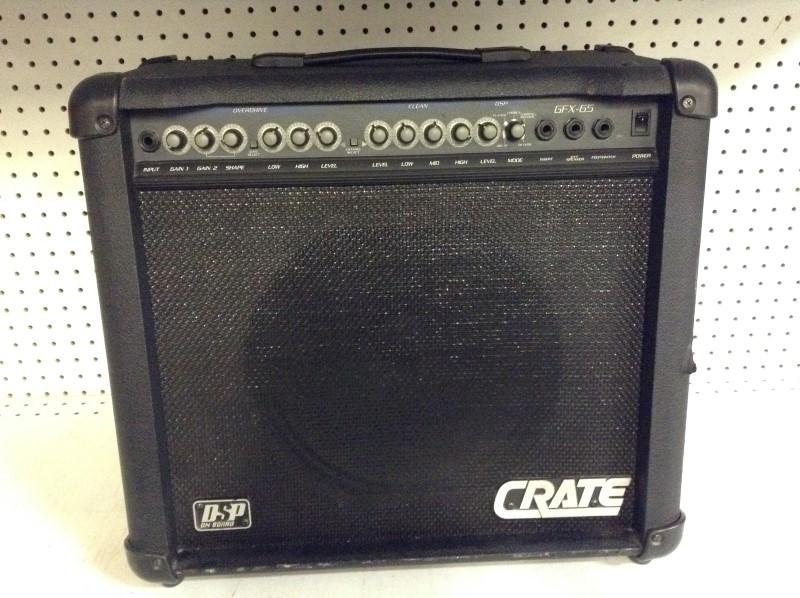 CRATE Electric Guitar Amp GFX-65