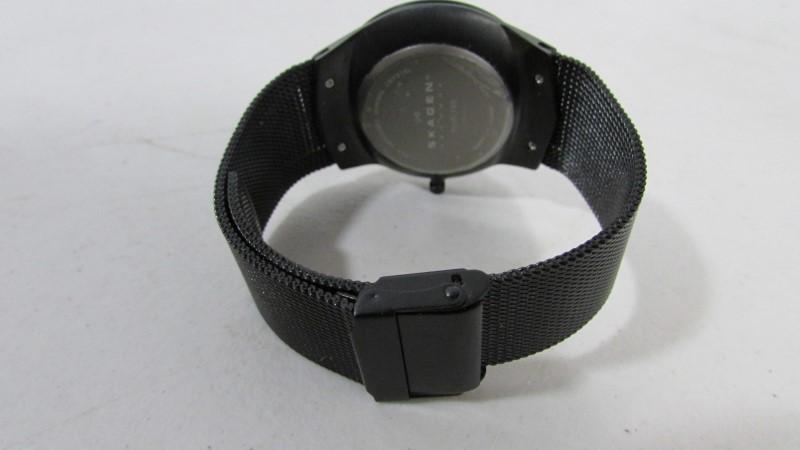 SKAGEN Gent's Wristwatch 809XLTBB